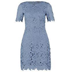 mbyM GENE Sukienka letnia vintage blue