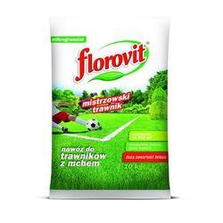 Nawóz do trawników z mchem Florovit 10 kg