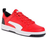 Sneakersy PUMA - Rebound Layup Lo Sl 369866 06 High Risk Red/White/Black