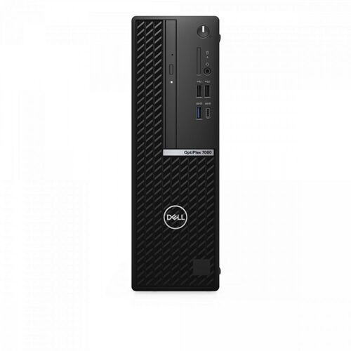 Dell Komputer Optiplex 7080 SFF/Core i5-10500/16GB/512GB SSD/Integrated/DVD RW/Wireless Kb & Mouse/W10Pro