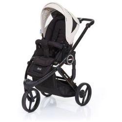 ABC DESIGN Wózek dziecięcy Cobra plus black-sheep, stelaż black/ siedzisko black