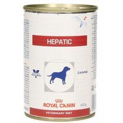 ROYAL CANIN DOG HEPATIC 420 G PUSZKA