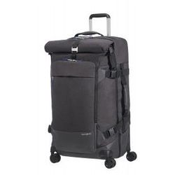 978638ea6de52 torby walizki ikea upptacka torba na kolkach skladna ciemnoszary ...
