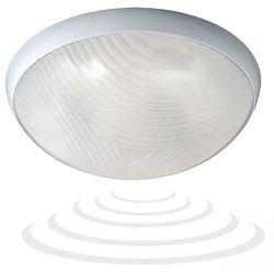 Orno Oprawa lampa plafon plafoniera z mikrofalowym czujnikiem ruchu HELM OR-PL-344WE27PPM