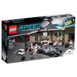 LEGO Speed Champions Pit Stop McLaren Merc 75911