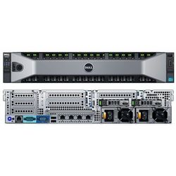 Serwer Dell PowerEdge R730 1x E5-2620 v4 Serwer Dell PowerEdge R730 1x E5-2620v4 1x8GBrg 1x300Gb SAS 10k 2,5'' H730 DVD-RW iDRAC