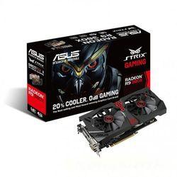 Karta VGA Asus R9 380X STRIX DC2 GAMING 4GB GDDR5 2xDVI+HDMI+DP PCIe3.0 - Szybka wysyłka