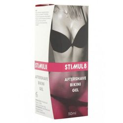 Stimul8 Aftershave Bikini Gel Żel pielęgnacyjny po depilacji bikini 50ml