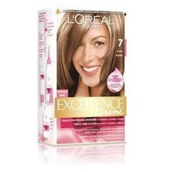 L'OREAL Paris Excellence Creme farba do włosów 7 Blond