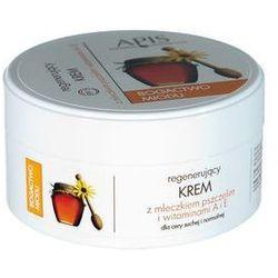 APIS H&S Regenerujący krem z mleczkiem pszczelim i wit. A+E dla cery suchej i normalnej, 110 ml
