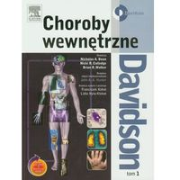 Choroby wewnętrzne Davidsona Tom 1