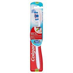 COLGATE 360 Whole Mouth Clean średnia Szczoteczka do zębów