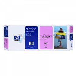 HP oryginalny ink C4945A, No.83, light magenta, 680ml, HP DesignJet 5000, PS, UV, 5500, PS, UV