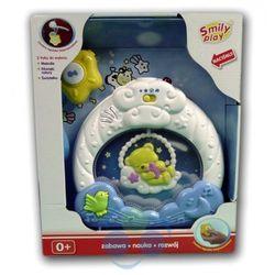 Smily Play - Dziecięcy projektor grający z pilotem - Smily Play