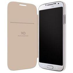 Etui HAMA do Samsung Galaxy S4 Mini Booklet White Diamonds Biały