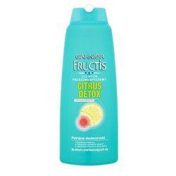 Fructis Citrus Przeciwłupieżowy szampon do włosów 400ml