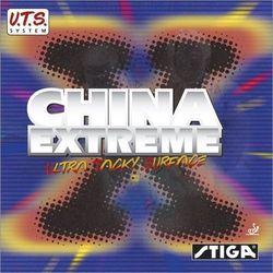 STIGA China Extreme - Okładzina - Czerwony