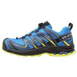 Salomon XA PRO 3D GTX Obuwie do biegania Szlak bright blue/slate blue/corona yellow
