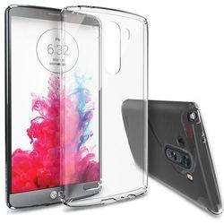 Etui obudowa Rearth Ringke Slim Fit Clear dla LG G3