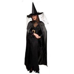 Peleryna Esmeralda czarna przebrania dla dorosłych