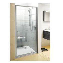 Drzwi prysznicowe PDOP1-80 Ravak Pivot obrotowe piwotowe jednoelementowe 03G40101Z1