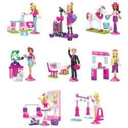 Klocki MEGA BLOKS Barbie i przyjaciele z akcesoriami