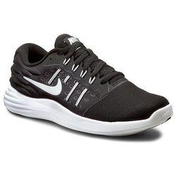 Buty NIKE - Nike Lunarstelos 844736 001 Black/Mtllc Slvr/Anthrct/White