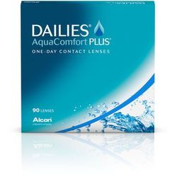 DAILIES AquaComfort Plus 90szt.
