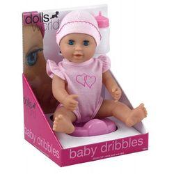 Lalka bobas Baby Dribbles 25 cm