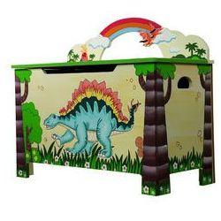 F.FIELDS Dinozaury Skrzy nia Na Zabawki
