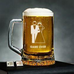 GameOver - Kufel na piwo - Kufel do piwa