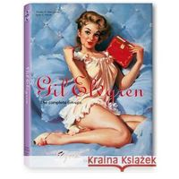 GIL ELVGREN - pin-up (opr. twarda)