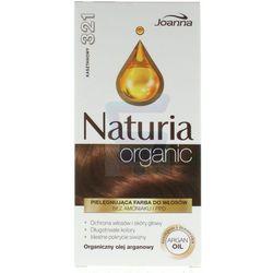 Joanna Naturia organic farba do włosów bez amoniaku Kasztanowy nr 321