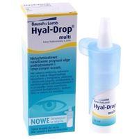 a8be080a192280 Krople do oczu Hyal-Drop Multi 10 ml - porównaj zanim kupisz
