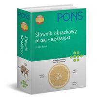 Słownik obrazkowy polski hiszpański (opr. miękka)