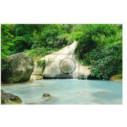 Fototapeta Erawan wodospad, Kanchanaburi, Tajlandia