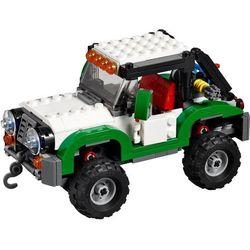 Lego CREATOR Przygodowe pojazdy 31037