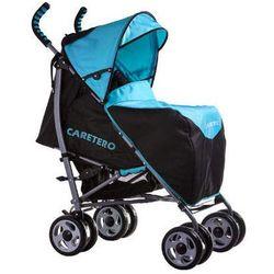 Wózek spacerowy Spacer niebieski