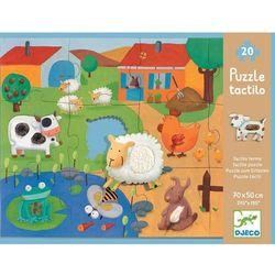 Puzzle duże 20 Farma