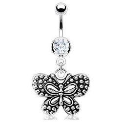piercing Body Art 01NAL11632 - Butterfly
