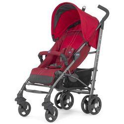 Chicco, Lite Way Top Red, wózek spacerowy z pałąkiem Darmowa dostawa do sklepów SMYK