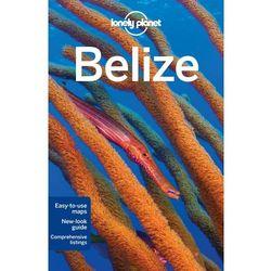 Lonely Planet Belize (opr. miękka)