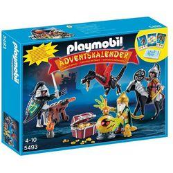 Playmobil CHRISTMAS Kalendarz adwentowy walka o skarb smoka 5493