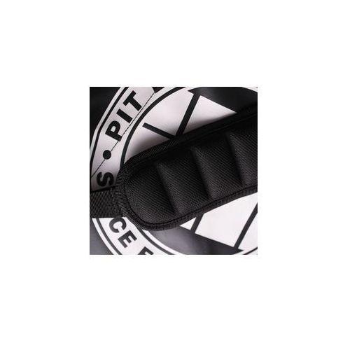 65f1f5bf074a7 Torba sportowa średnia Pit Bull - Czarna Czerwona (816019.9045 ...