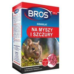 BROS - granulat na myszy i szczury 90g (BROS047)