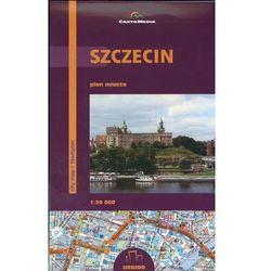 Szczecin - plan miasta (opr. broszurowa)