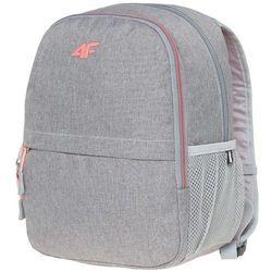 f8b6b36c7b7d6 plecaki turystyczne sportowe torba podrozna 4f na kolkach czarna 27l ...
