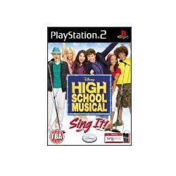 High School Musical Sing It! (PS2)