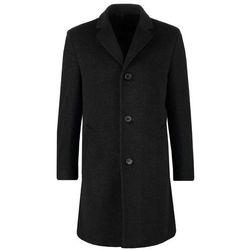 LAGERFELD Płaszcz wełniany /Płaszcz klasyczny grey