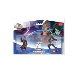 Marvel Super Heroes- Marvel's guardians of the galaxy - Star- Lord , Gamora